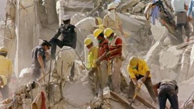 Muchos mexicanos recuerdan la tragedia del 19 de septiembre de 195 como...