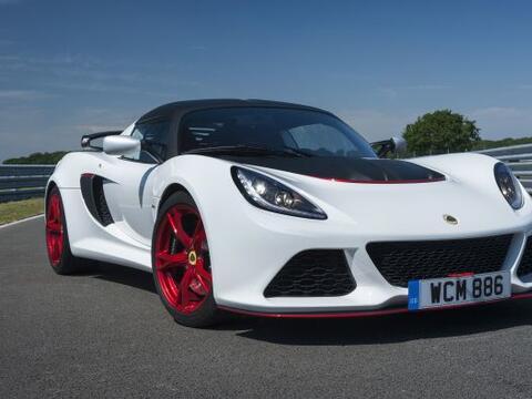 Después de 10 años en el mercado, Lotus sigue encontrando...