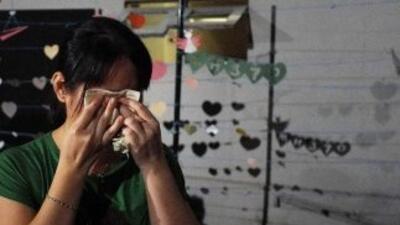 Crece la desesperación de los familiares de los desaparecidos.