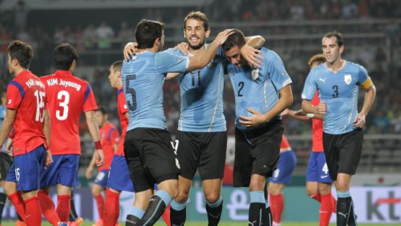 Luis Suárez no está presente en la convocatoria por la suspensión de FIFA.
