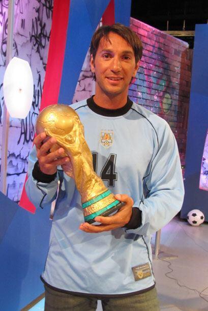 Uruguay también estará presente con Alvaro Dellepere de 34...