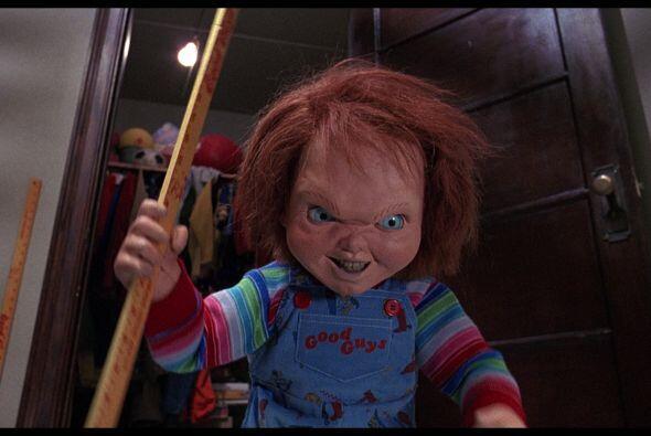 Pero pocos saben que Chucky está basado en hecho reales,  en un m...