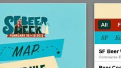 Planifica tu semana en honor a la cerveza con la aplicación gratuita.