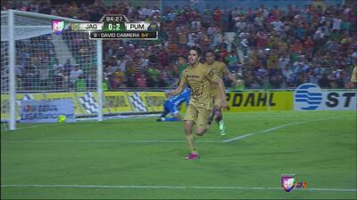Jaguares 0 – Pumas 2: Los de la UNAM sorprendieron en casa de Jaguares