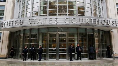 Autoridades de Nueva York preparan un fuerte dispositivo de seguridad para el juicio de 'El Chapo' Guzmán