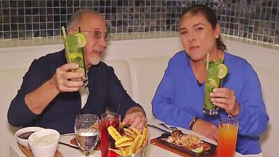 Emilio Estefan nos dio un tour privado en su restaurante para probar auténtica comida cubana en Miami