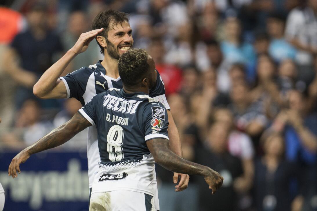 En fotos: Pumas en caída libre y Monterrey le da la vuelta 20180407-1632...