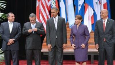"""El presidente de EEUU, Barack Obama, se comprometió con un enfoque """"regi..."""