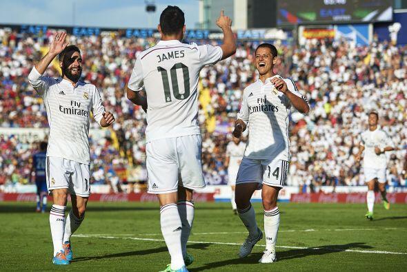 Aunque no todo es Ronaldo, pues jugadores como Benzema, James Rodríguez...
