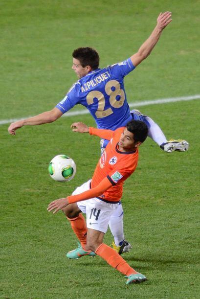 La exhibición ofensiva continuó dejando mal parado a Sergio Pérez, hasta...