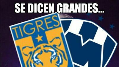 Los memes atacaron con todo a Chivas, Monterrey y Tigres