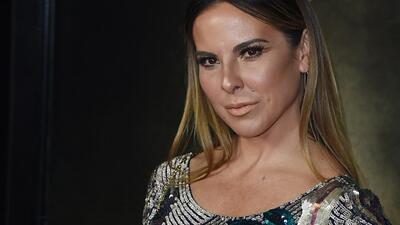 "Fiscalía mexicana cita a Kate del Castillo por comunicación con ""El Chapo"""