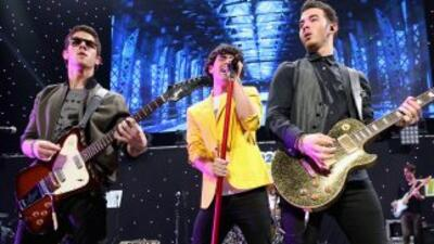 A través de las redes sociales, los Jonas Brothers anunciaron las fechas...