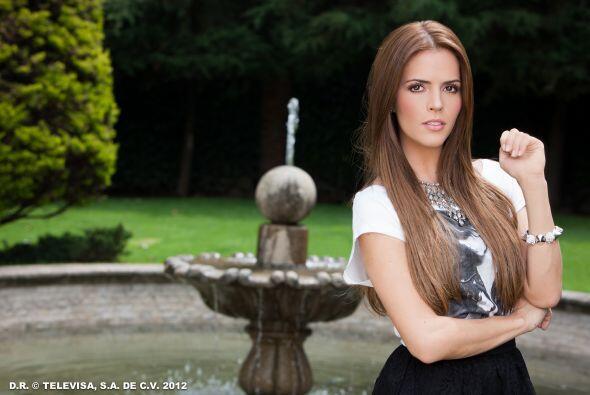 Claudia Álvarez hizo travesuras en Porque El Amor Manda y también podría...