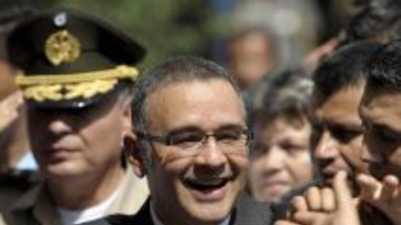 El gobierno Salvadoreno y el de Guatemala firmaron un acuerdo de protecc...