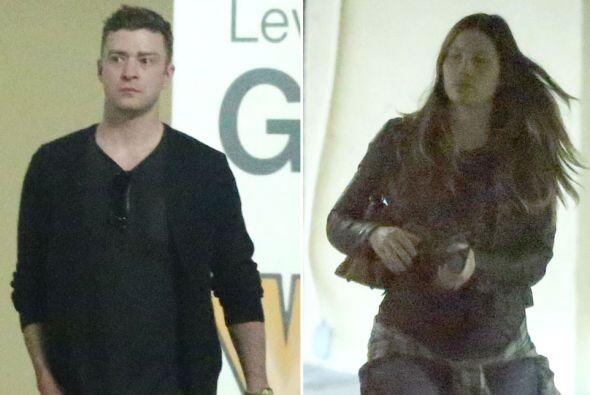 Jessica y Justin están a pocas semanas de convertirse en padres.