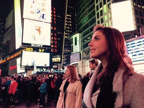Pasión y Poder en Nueva York