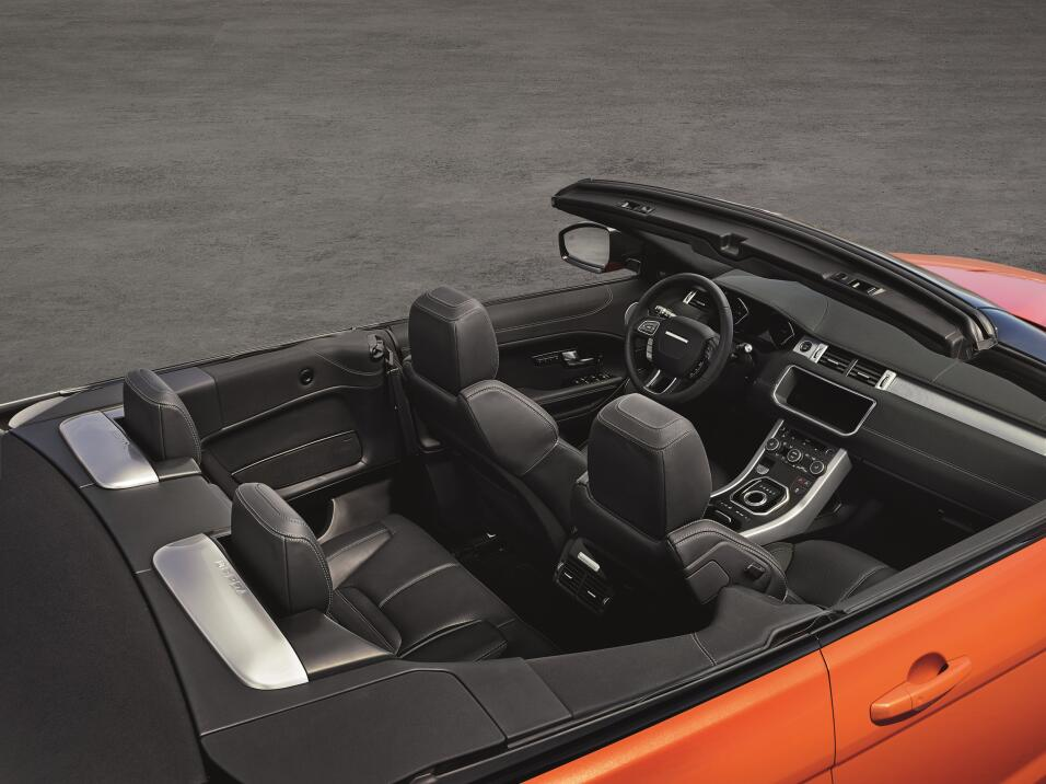 Range Rover Evoque 2017 Convertible