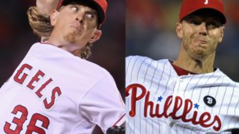 Dos de los mejores lanzadores de las Ligas Mayores serán los encargados...