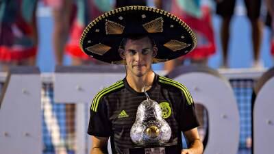 El austríaco Thiem gana el ATP de Acapulco