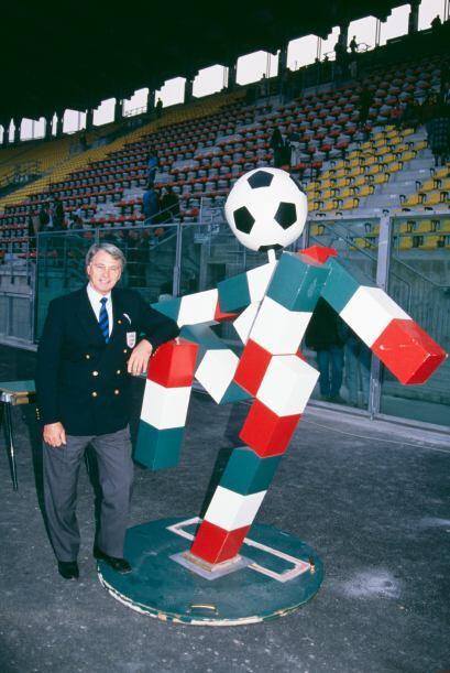 """Muy a su estilo los italianos nos presentaron a """"Ciao"""" en el Mundial rea..."""