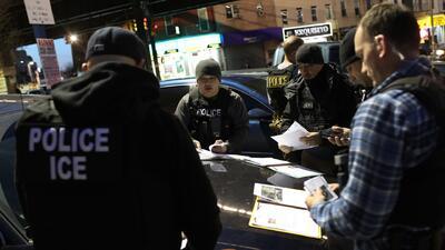 ICE pide más fondos al Congreso para agilizar las deportaciones de inmigrantes indocumentados
