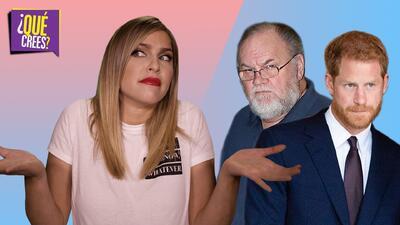 Un trapito más: el papá de Meghan Markle confiesa que discutió con Harry antes de la boda