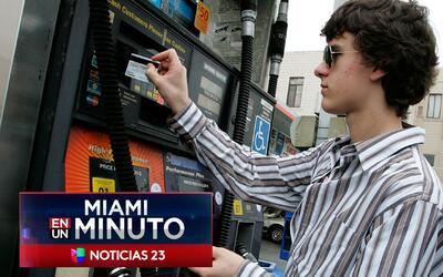 'Miami en un Minuto': encuentran tercer dispositivo que roba información...