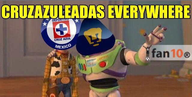 Memes de la jornada 9 del Clausura 2016