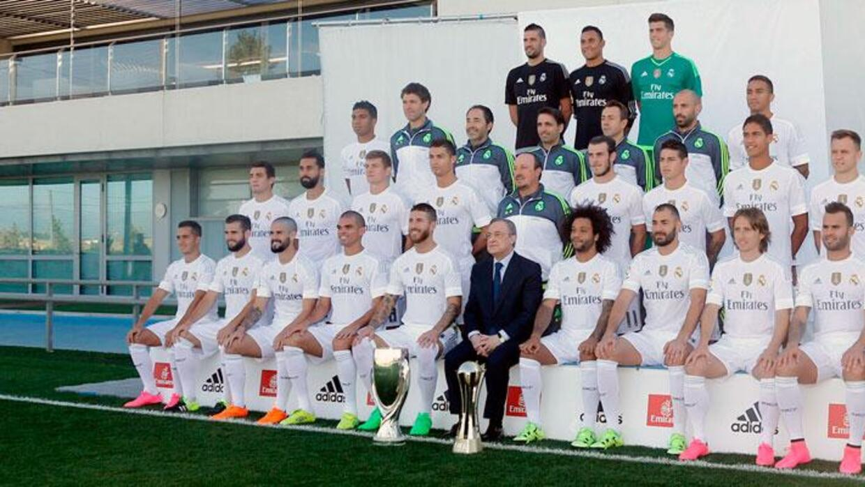 Real Madrid 2015/2016