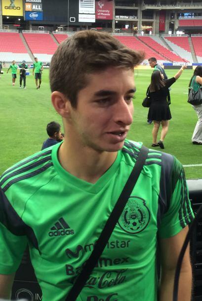 Isaac Brizuela no admitió ninguna afinidad por la selección del país que...