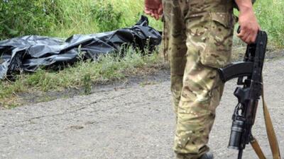 Ucrania pide a Rusia entregue los restos del avión