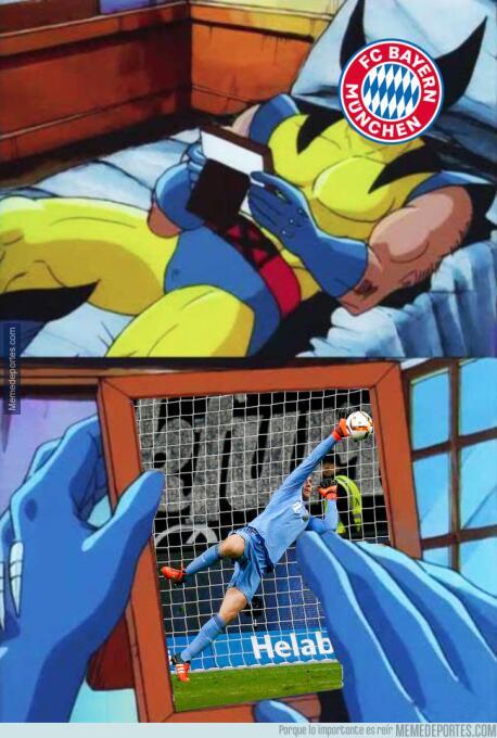 El PSG no tuvo piedad con el Bayern y los memes tampoco mmd-1001224-5089...