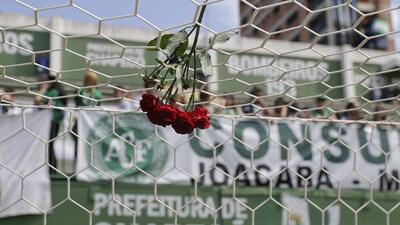 El fútbol sta de luto