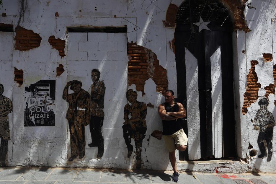 Puerto Rico conmemora 100 años de la ciudadanía estadounidense  63624089...