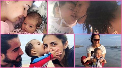 Babies de las famosas de telenovela