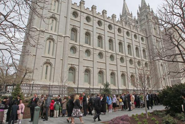 La Iglesia de Jesucristo de los Santos de los Ultimos Días naci&o...