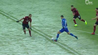 ¡Parecía tiki-taka! Gran combinación del Hertha e Ibišević define como crack
