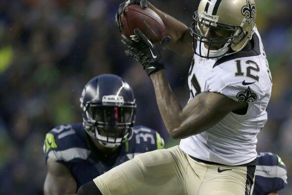6. Marques Colston (New Orleans, Ronda 7, Selección #252 global, 2006).