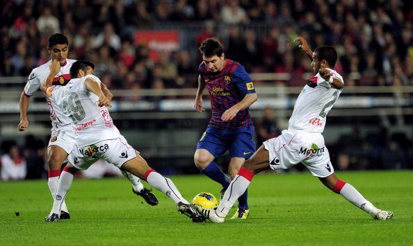 Un Barcelona imparable  volvió a sonreir y se despachó con una goleada s...