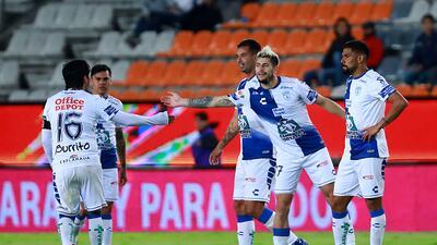 En fotos: Pachuca debuta ante su afición con goleada sobre Querétaro