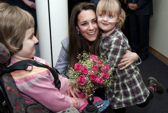 Los niños la aman.