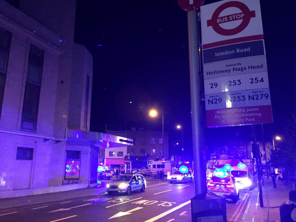 ataque norte Londres