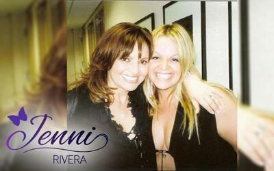 María Elena Nava recuerda a su amiga Jenni Rivera cómo una mujer muy tra...