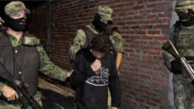 """""""El Ponchis"""" fue detenido en diciembre de 2010, cuando pretendía abordar..."""