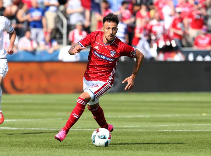 Maximiliano Urruti de FC Dallas