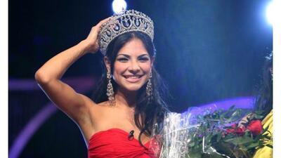 Así es como recuerda Alejandra Espinoza que se convirtió en reina de belleza