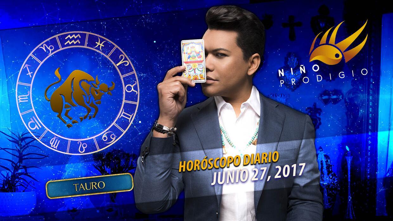 Niño Prodigio - Tauro 27 de junio 2017