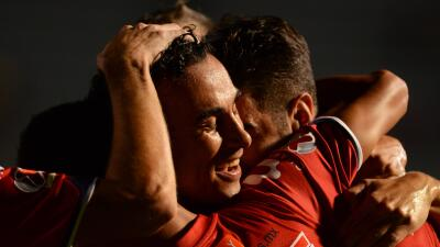 Veracruz 3-1 San Luis: Veracruz vence a San Luis y está en la final de la Copa MX