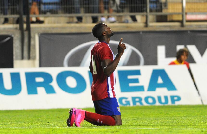 Por otra parte el Atlético de Madrid dejó a Jiménez por una apuesta prob...